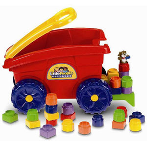 Fisher-Price Little People Builders' Load 'n Go Wagons Recalled recall image