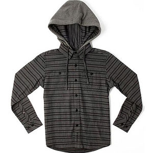 O'Neill Boys' Hooded Flannel Shirts Recalled recall image