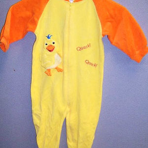 Baby Einstein Footed Pajamas Recalled recall image