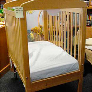 Generation 2 Worldwide SafetyCraft Brand Drop-Side Cribs Recalled recall image