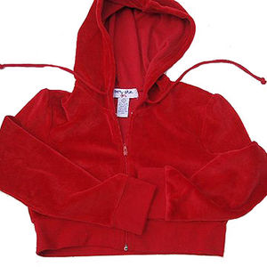 Girls' Hooded Jackets with Drawstrings Recalled recall image