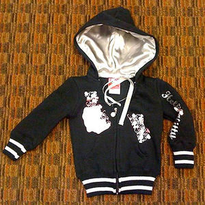 Zip Up Hoodie Sweatshirts Recalled recall image