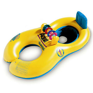 Inflatable Baby Floats Recalled recall image