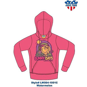 Junk Food Clothing Co. Children's Hooded Sweatshirts with Drawstrings Recalled recall image