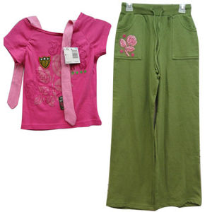 Kmart Girls' Clothing Sets Recalled recall image