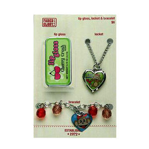 Wal-Mart Lip Gloss and Jewelry Sets Recalled recall image