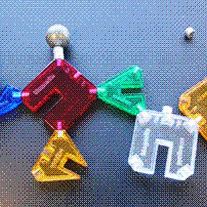 Magnetix Magnetic Building Set Recalled recall image