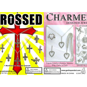 Children's Metal Charm Jewelry Recalled recall image