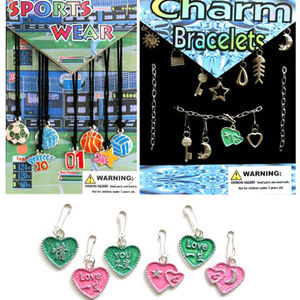 Children's Charm Bracelets and Necklaces Recalled recall image