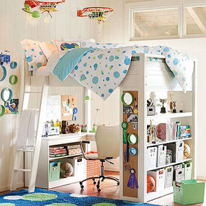 PBteen Sleep and Study Loft Beds Recalled recall image