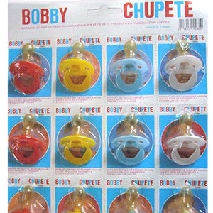 """Bobby Chupete"" Pacifiers Recalled recall image"