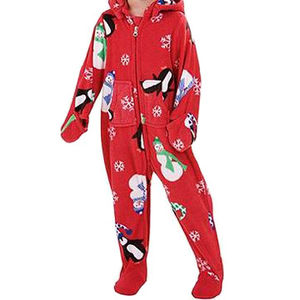 Pajamagram Hoodie Footie Infant and Toddler Footed Pajamas Recalled recall image