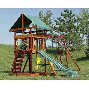 Adventure Playsets Wooden Swing Sets Recalled recall image