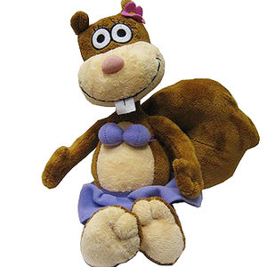 Sandy the Squirrel Plush Toys Recalled recall image