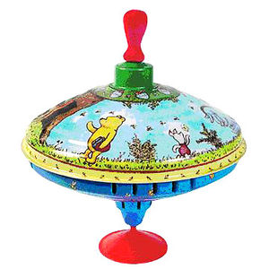 Winnie-the-Pooh Spinning Top Recalled recall image