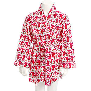 Roberta Roller Rabbit Children's Kimono Robe, Lounge Sets and Slumber Short Sets Recalled recall image