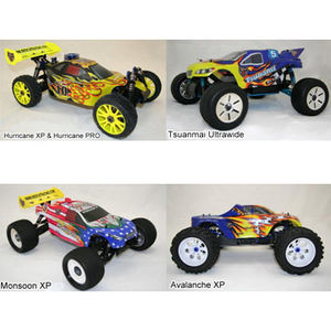 Remote-Controlled Racing Cars Recalled recall image