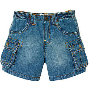 The Children's Place Denim Cargo Shorts Recalled recall image