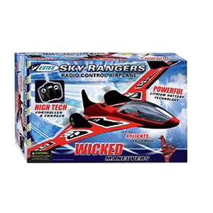 Radio Control Airplanes Recalled recall image