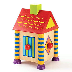 IQ Preschool Take-Apart Townhouse Toys Recalled recall image