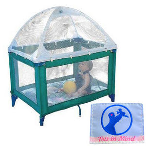 Tots in Mind Crib Tents Recalled recall image