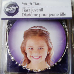 Children's Tiara Recalled recall image