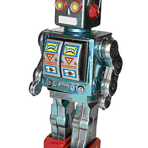 Tin Toy Robot Recalled recall image