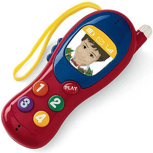 Toddler Talk Toy Mobile Phones Recalled recall image