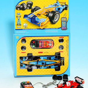 Formula 1 Toy Racing Cars Recalled recall image