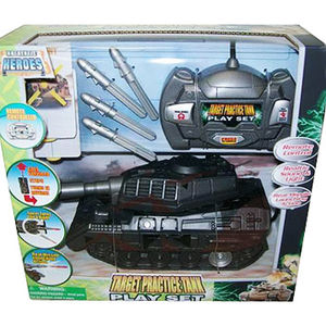 Family Dollar Store Remote-Controlled Toy Tanks Recalled recall image