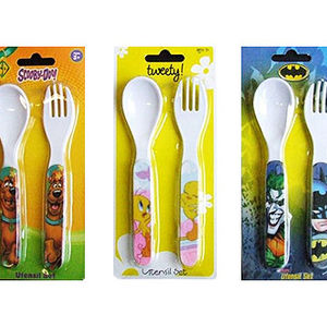 Children's Fork and Spoon Sets Recalled recall image