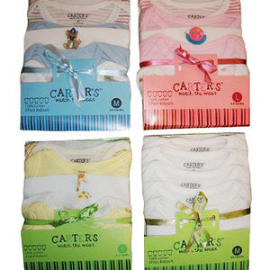 Carter's Infant Bodysuits Recalled recall image