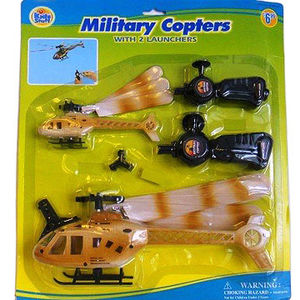 Excite USA Toy Military Copters Recalled recall image