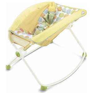 Fisher-Price Newborn Rock 'n Play Sleeper Recalled recall image