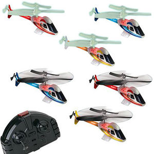 Remote-Controlled Helicopter Toys Recalled recall image