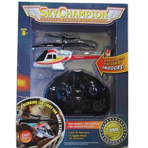 Sky Champion Remote-Controlled Helicopter Toys Recalled recall image
