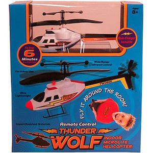 Thunder Wolf Remote-Controlled Helicopter Toys Recalled recall image