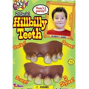 Hillbilly Fake Teeth Recalled recall image