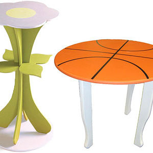 Basketball and Flower Tables Recalled recall image