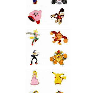 Nintendo Lapel Pins Recalled recall image