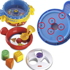Fisher-Price Learning Pots & Pans Toys Recalled recall image