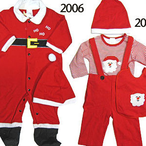 Avon Infant Santa Outfits Recalled recall image