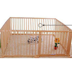 Aosom Wooden Playpens Recalled recall image
