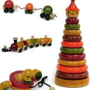 Earthentree Wooden Toys Recalled recall image