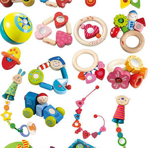 Wooden Baby Toys Recalled recall image