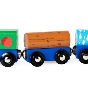 Flying Tiger Copenhagen Recalls Toy Train Carts Due to Choking Hazard recall image