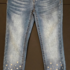 Topson Downs Recalls Cat & Jack Girls' Star Studded Jeans Due to Laceration Hazard; Sold Exclusively at Target recall image