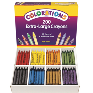 Discount School Supply Recalls Crayons Due to Laceration Hazard (Recall Alert) recall image