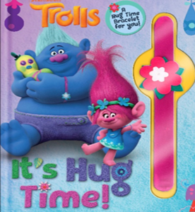 Studio Fun International Recalls Slap Bracelets Sold with Children's Storybooks Due to Laceration Hazard recall image