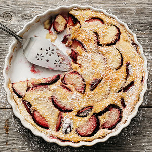 Classic Berry Clafouti
